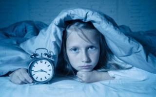 Причины бессонницы у ребенка и как решить проблему