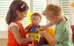 Какие игрушки необходимы ребёнку в 3 года