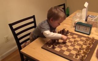 Учим ребенка играть в шахматы с нуля