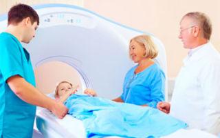 Как делают МРТ головного мозга маленьким детям