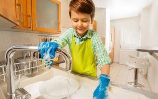 Почему дети не помогают по дому и так ли это важно