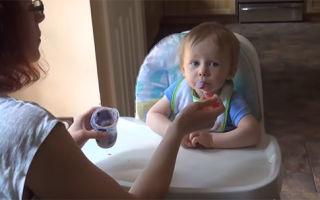Режим дня ребёнка в 11 месяцев