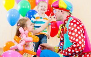 Как порадовать и удивить ребенка в его День Рождения или на Новый Год