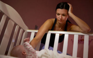 Что делать, если ваш ребенок перепутал день с ночью