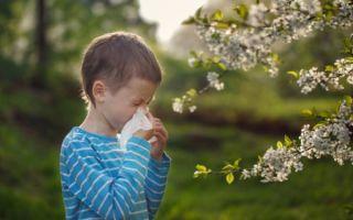 Бывает ли температура при аллергии у детей