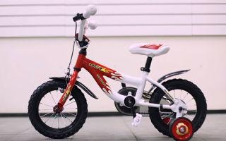Как выбрать ребенку велосипед правильно