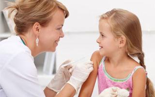 Нужно ли делать прививку от энцефалита ребенку и какая реакция