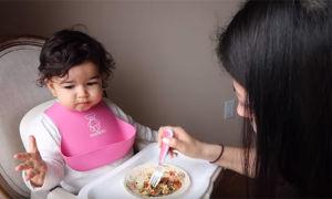 Распорядок дня ребёнка в 15 месяцев