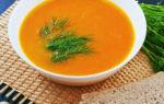 Как варить суп грудничку, несколько рецептов