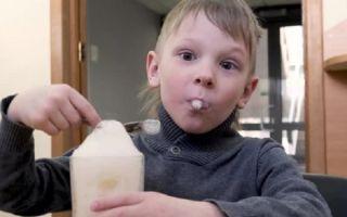 Можно ли детям давать кислородный коктейль