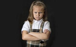 Особенности кризиса семи лет у ребенка и рекомендации родителям