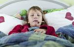 Почему ребенка может тошнить с температурой