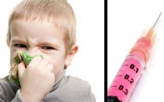 Делать ли ребенку манту, если у него насморк