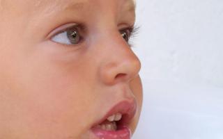 Что делать, если ребенок начал дышать ртом