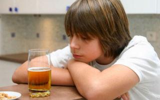 Насколько вредно пиво ребенку, продают ли детям безалкогольный напиток