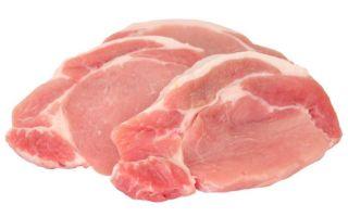 Можно ли детям свинину и с какого возраста давать