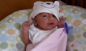 Режим дня новорожденного в первые дни жизни