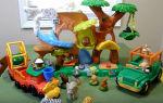 Какие игрушки необходимы ребёнку в 2 года