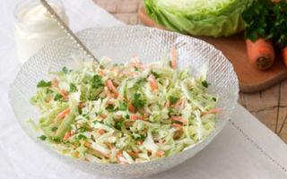 Как приготовить овощной салат ребенку: простые рецепты