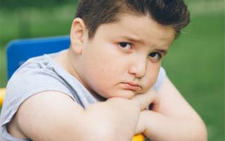 Диета для похудения ребенка: какой она должна быть