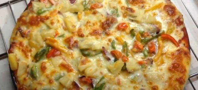 Можно ли ребенку пиццу и как ее приготовить