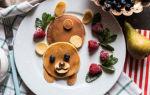Рецепт вкусных блинчиков для детей