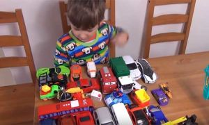 Что подарить ребенку, мальчику на 5 лет