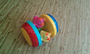 Какие игрушки необходимы ребёнку в 8-9 месяцев