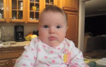 Распорядок дня четырехмесячного малыша