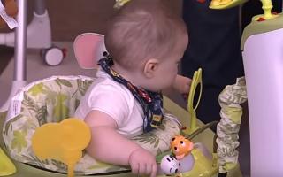 Как научить малыша играться самостоятельно