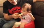 Бананы в прикорм ребенку: когда и сколько?