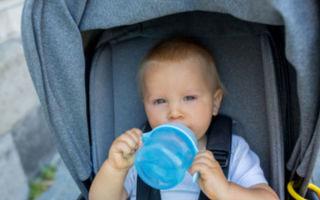 Сколько воды нужно выпивать ребенку в день