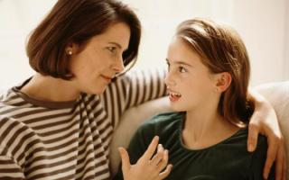Как рассказать ребенку, откуда берутся дети