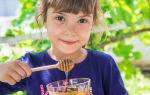 С какого возраста и какой мед можно давать ребенку