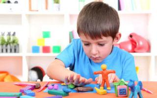Поэтапная лепка из пластилина для детей с фото и видео