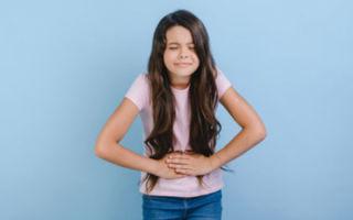 Причины, симптомы и лечение застоя желчи у ребенка