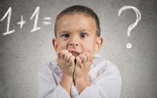Ребенок начал бояться учителя, что делать в этой ситуации