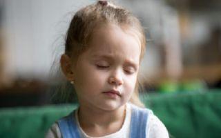 Почему у ребенка возникает сонливость без температуры