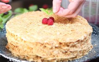 Как испечь вкусный торт ребенку своими руками