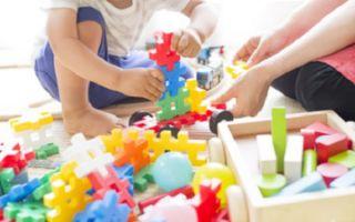 В какие развивающие игры можно играть с ребенком в 4 года