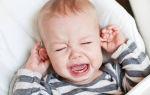 Лечение и симптомы отита у ребенка