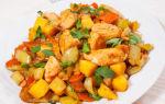 Как приготовить овощное рагу для ребенка