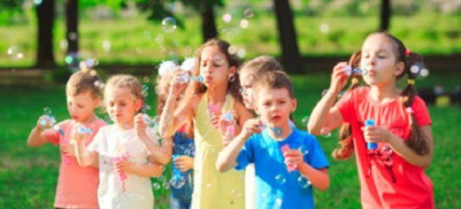 Какие могут быть детские конкурсы на день рождения 5-7 лет