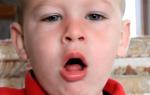 Лечение коклюша у детей