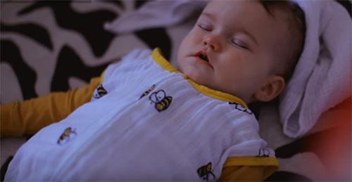 Малыш засыпает