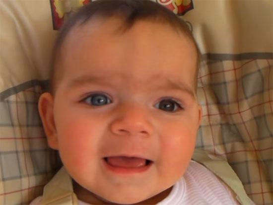 Глаза у ребенка разного цвета