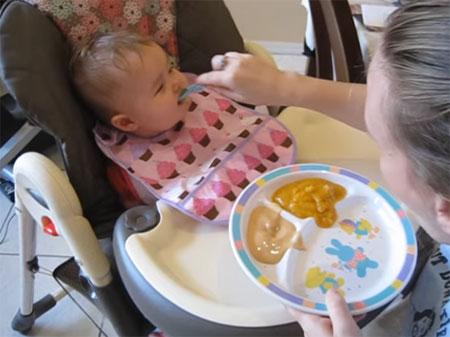 Что можно давать ребенку в шесть месяцев