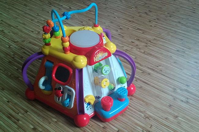 Музыкальный игрушечный центр