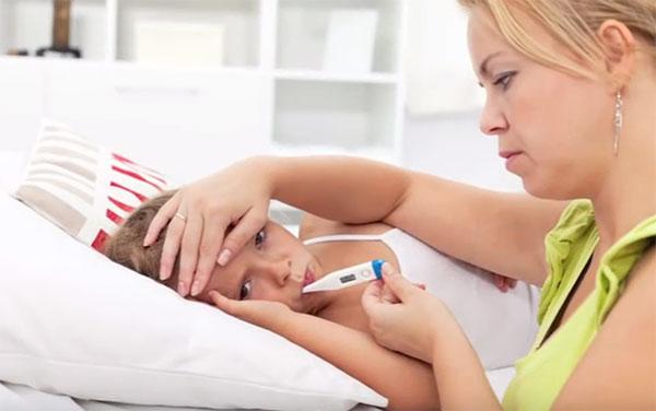 Признаки температуры у новорожденного