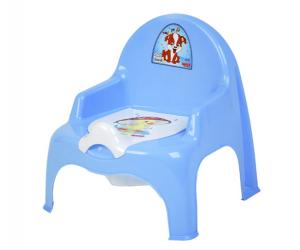 Горшок в форме кресла
